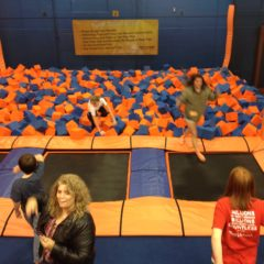 SKYZONE Youth Trip – November 2013