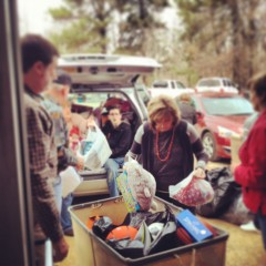 Reelfoot Toy Drive – December 2013