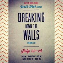 Youth Week 2015