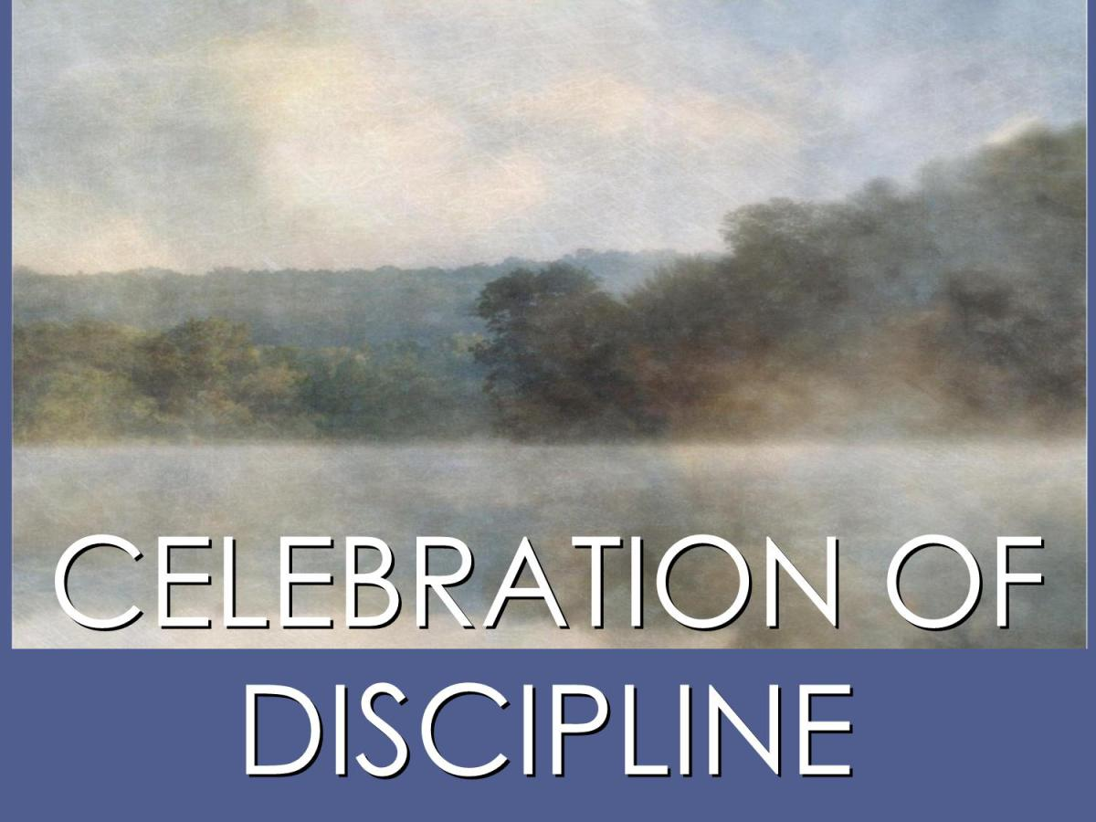 Celebration Of Discipline 20th Anniversary Edition 9780060628390 Richard J Foster