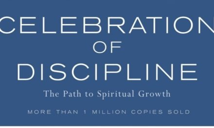 Recommended Reading – Celebration of Discipline