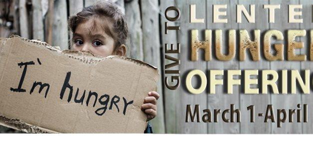 Lenten World Hunger 2017