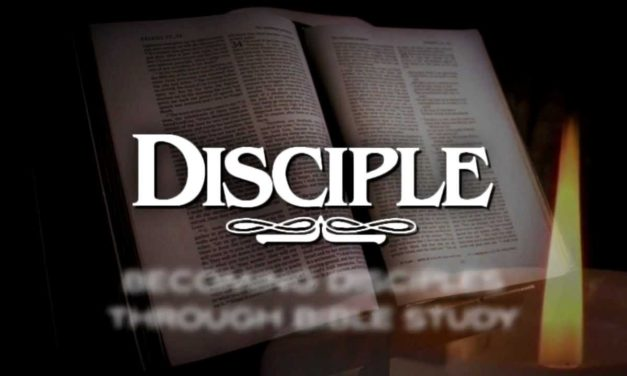 Disciple I Class to Begin February 19!
