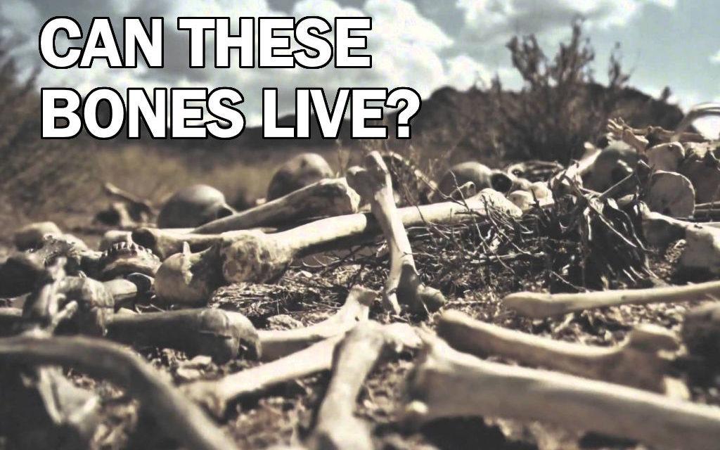 Sermon Preview – Can These Bones Live? – April 2 2017