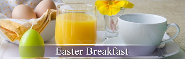 Annual Churchwide Easter Breakfast