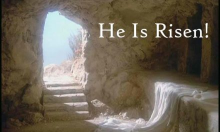 He Is Risen!  He Is Risen Indeed – Easter Celebration