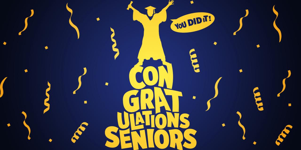 Congratulations Senior Class of 2017