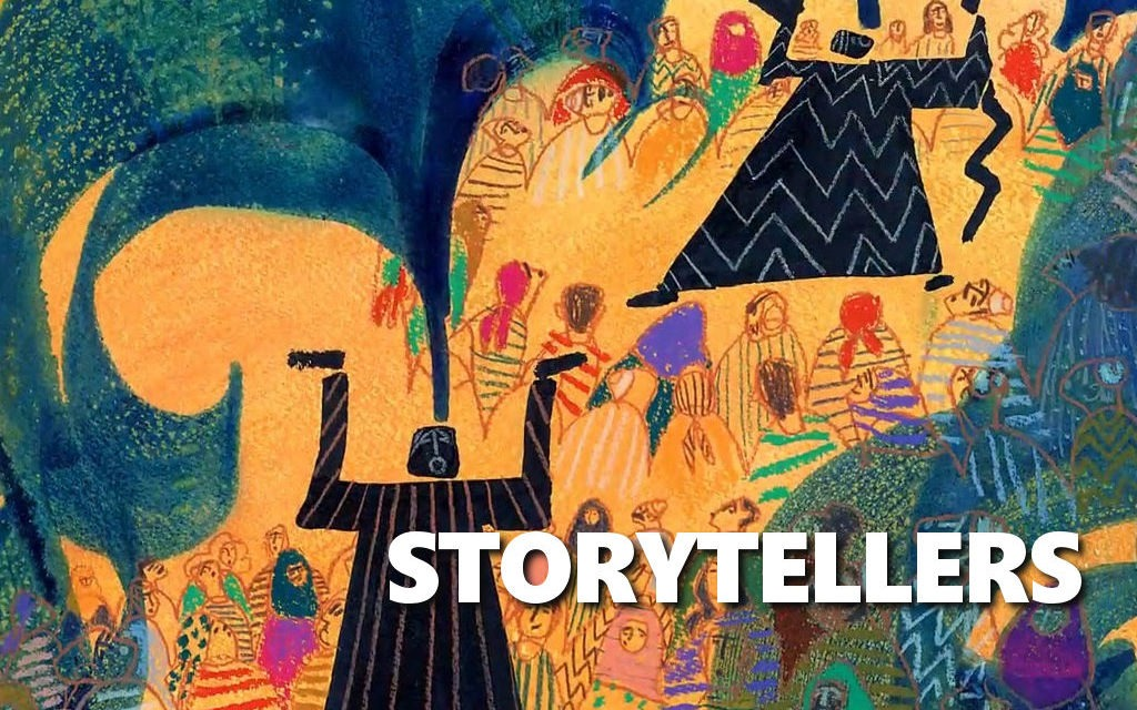 Sermon Preview – Storytellers – May 28, 2017