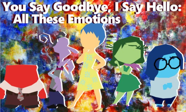 You Say Goodbye; I Say Hello…